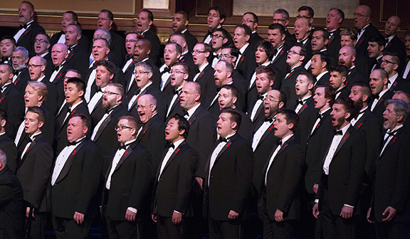 from Kameron cleveland gay mens chorus