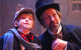 a-christmas-carol-2016-declan-dunn-as-tiny-tim-and-gerry-bova-as-scrooge-cover
