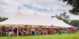 SSC's Duxbury Music Festival Tent Event Weekend