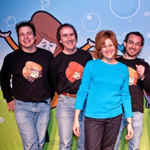 SSC's Wacky Wednesday Presents Debbie and Friends