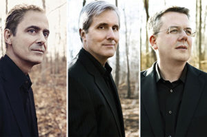 Cape Cod Chamber Music Festival's Three Emersons and One Jon