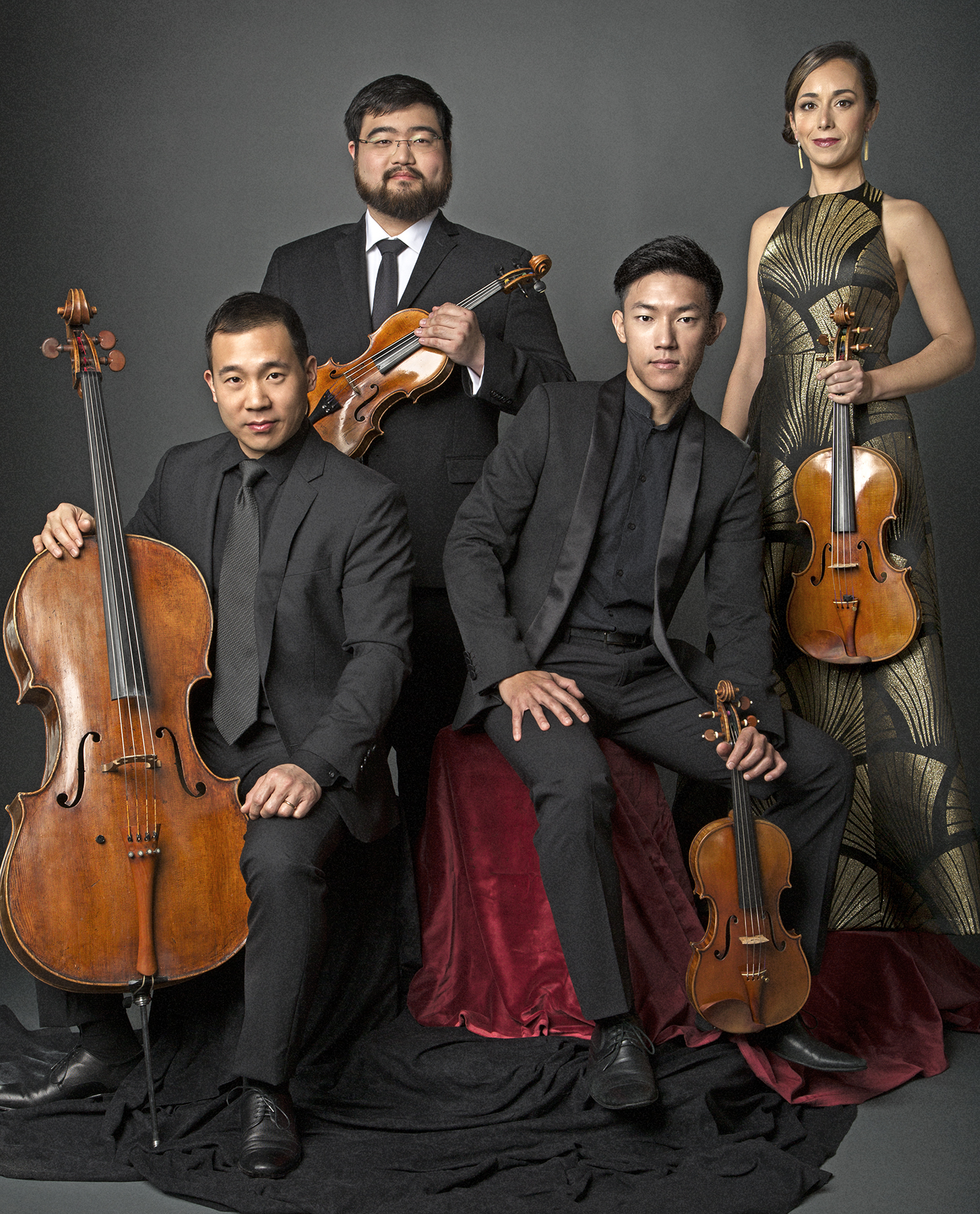 The Parker Quartet To Perform Three-Concert Residency At
