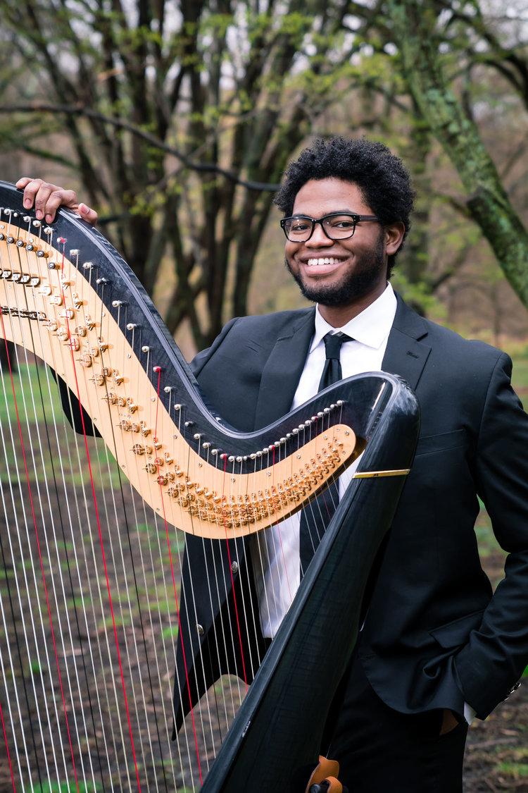 Charles Overton, Harp